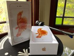 Apple iPhone 6s Plus 128Gb $450/Apple Macbook Pro 13inches $500