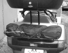 Багажные системы, дуги безопасности, боковые рамки