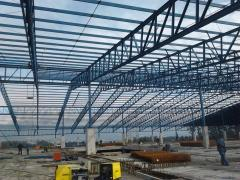 Fitter of steel structures (Poland)