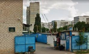 Garage in Kharkov. GK Freedom, Roganskiy housing estate