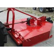 Mower-shredder garden 2.0 m (Poland, Warka)