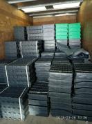 Пластиковые щелевые полы для производств с агрессивной средой