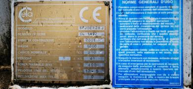 Продам гідровишку-маніпулятор CELA
