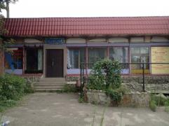 Sell n/W Fund a private detached 1 floor, building of 140m2 + kiosk