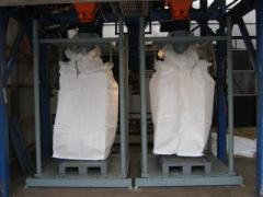 Весовой дозатор сыпучих в мешки «Биг-Бег» СВЕДА ДВС-301-1000-1