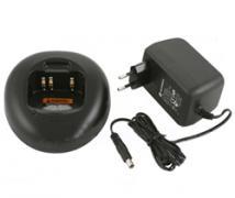 Зарядні пристрої до портативних радіостанцій: Kenwood, Icom
